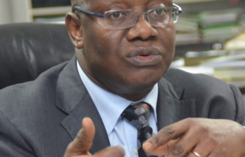 Samuel Ogungbesan of FIRS