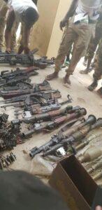 Boko-Haram weapons