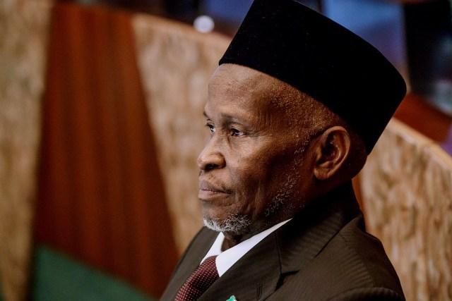 Chief Justice of Nigeria, Justice Tanko Muhammad