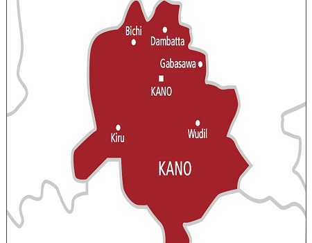 Map of Kano State