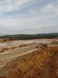 Awoakpali Coal Mining Site Photo Credit: News Digest