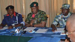 Chairman of FOSSRA, Major General Chris Olukolade