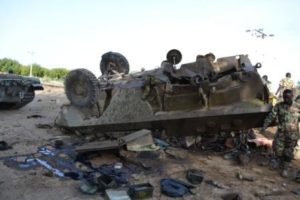 Another++terrorists+fighting+vehicles+destroyed+by+troops