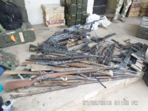 Cache+of+arms+recovered+from+the+terrorists (1)