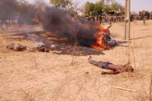 Scene+of+Nigerian+Ground+Troops+that+Recapture+Baga+(6)