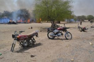 Terrorists+motorcyles+destroyed+by+troops