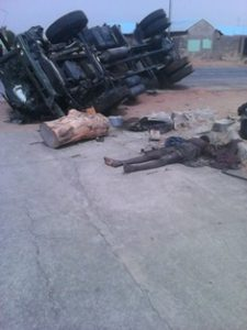A+Boko+Haram+member+killed+during+the+operation+to+recapture+Gwoza