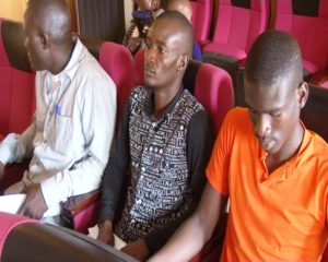 Arraignment of Crude Oil Suspects in Lafia, Yusuf Mohammed, Abbas Auwal, Olunipekun Olagoke 1