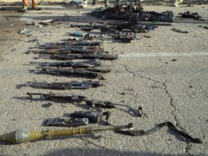 Cache+of+arms+and+ammunitions+recovered+from+the+terrorists+during+the+attack+on+Dikwa+town+on+Saturday2
