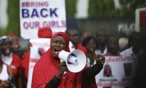 Chibok protesters