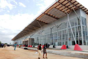 PIC. 7. THE AKANU IBIAM AIRPORT IN ENUGU ON SATURDAY (18/5/13).