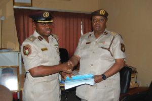 DCI King Ekpedeme and CPP Obua