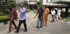 Adedamola Ogungbayi, Olaniran Olabode, Suraju Gasali,    Moses Emmanuel, Wilson Bonsi Okparaodi Omaka Uche, Onyeogo Happy1 (1)