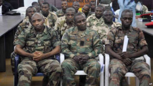 Nigerian soldiers arraigned for mutiny