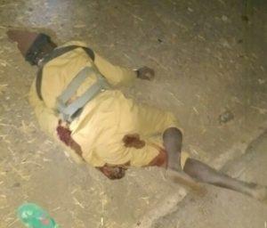 Dikwa Boko Haram