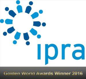 IPRA GWA Winner 2016 logo