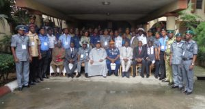 CCC Participants at Regional Seminar on Crisis Communication in Port-Harcourt, Rivers State