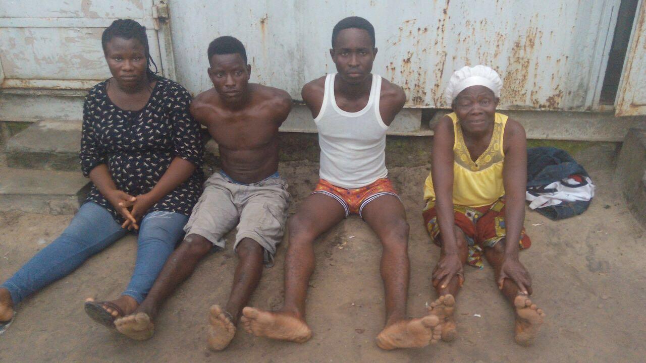 NigerDelta Suspects