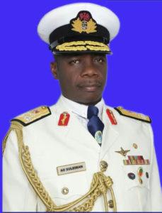 Rear Admiral AO Suleiman