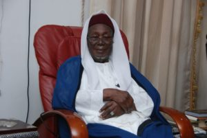 Late Sultan Ibrahim Dasuki