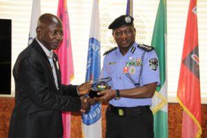 Police EFCC Partner