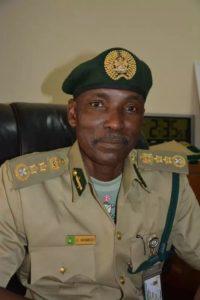 NPS Prison Boss Jaafaru Ahmed