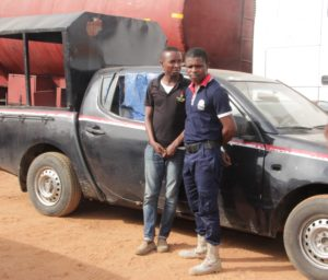 NSCDC Officers