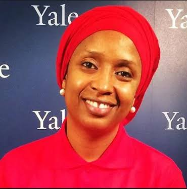 MD NPA Hadiza Bala Usman