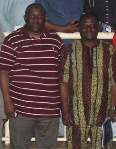 Yusuf Lawal and Bolaji Nagode