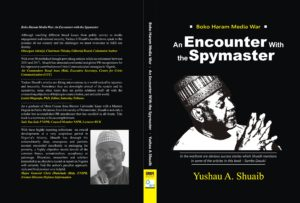 An Encounter with the Spymaster Book Yushau A. Shuaib