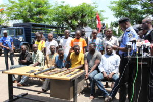 Offa Armed Robbers Suspects