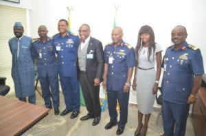 APRA Delegation with Chief of Air Staff