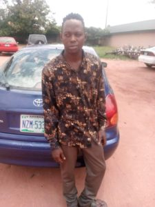one-chance armed robber anambra
