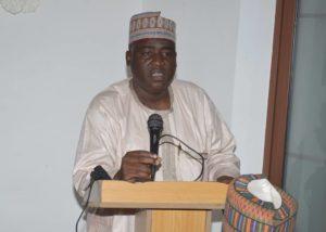 BUK 92 Chair organising committee ACP Nazifi speaks at Dinner