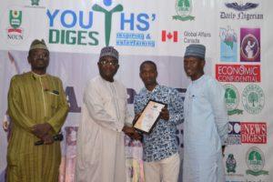 CJA Award Winner MAPOLY Abeokuta (Press Club)