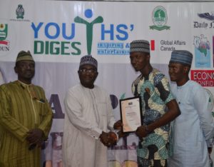 CJA Award Winner Oluwatobi Abimbola MAPOLY (Opinion Writer)