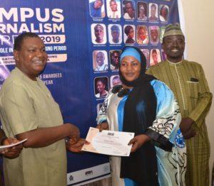 CJA Finalist Fatima Abbas Unimaid