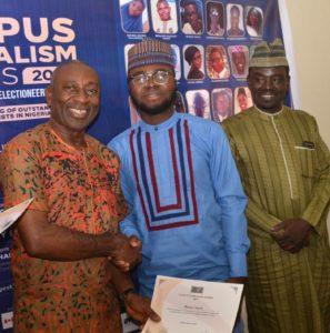 CJA Finalist Muneer Yakub UDUS Sokoto