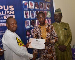 CJA Finalist Okerimodu Faith