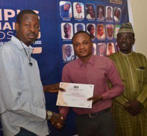 CJA Finalist Uthman Samad OAU Ife