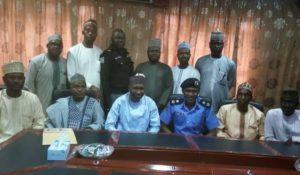 NIPR Executive Members Kano