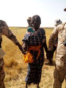 Boko Haram Old Woman