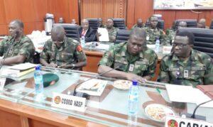 Army Principal Officers PSOs