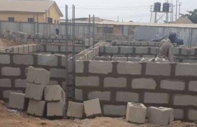 Police PR School under construction in Ilorin