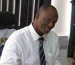 NFIU Boss Modibbo Hamman-Tukur of Nigerian Financial Intelligence Unit