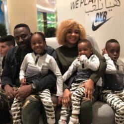 Captain Ohakwe and Family