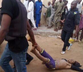 Kidnapper Killed