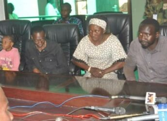 Kaduna Rescued Kidnapped victims