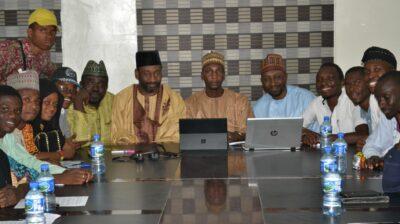 Directors at PRNigeria Centre Kano