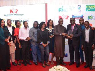 NIPR Presidential Award 2019